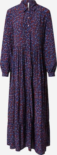 Pepe Jeans Sukienka 'Yalina' w kolorze niebieski / rdzawoczerwonym, Podgląd produktu