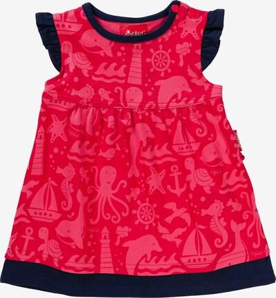 SIGIKID Kleid in cranberry / schwarz, Produktansicht