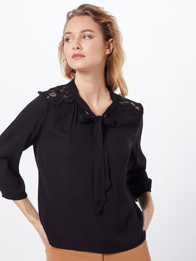 ONLY Bluse 'RHETT' in schwarz, Modelansicht