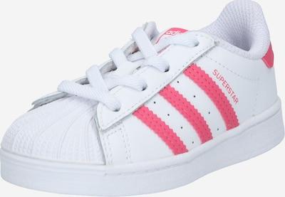 ADIDAS ORIGINALS Schuh 'Superstar' in pink / weiß, Produktansicht