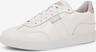 WODEN Sneaker 'Dina' in beige / weiß, Produktansicht