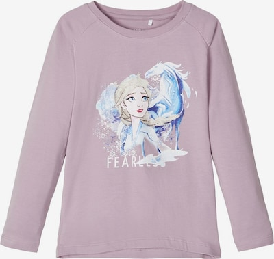 NAME IT Shirt in flieder / mischfarben, Produktansicht