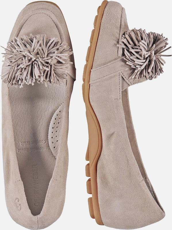 GERRY WEBER | Schläppchen 'Ballerina Anastesia' Schuhe Gut getragene Schuhe