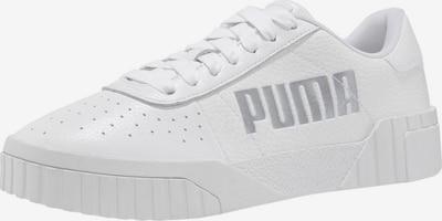 PUMA Sneaker 'Cali Statement' in silber / weiß, Produktansicht