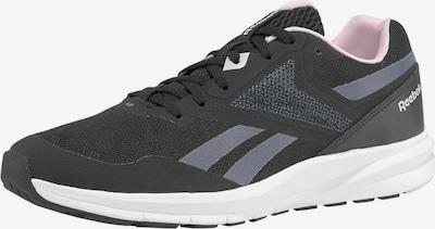 REEBOK Laufschuh in grau / pastellpink / schwarz, Produktansicht
