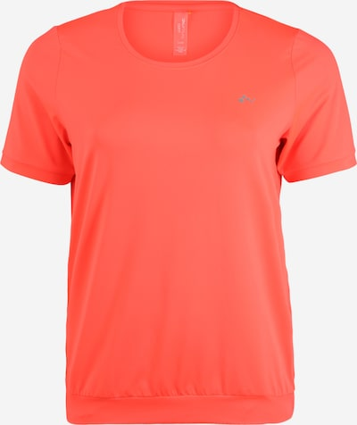 ONLY PLAY T-shirt fonctionnel 'Clarise' en orange fluo, Vue avec produit