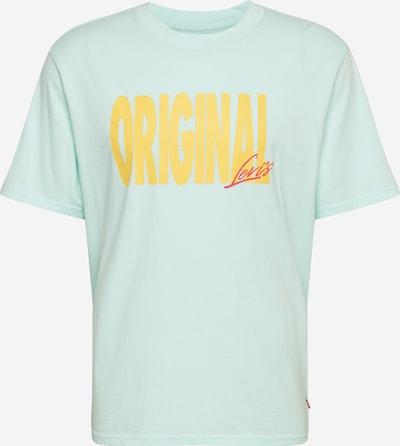 LEVI'S Shirt in türkis / hellgrün, Produktansicht