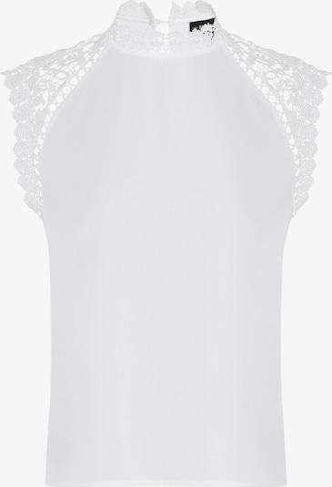 Usha Shirt in weiß, Produktansicht