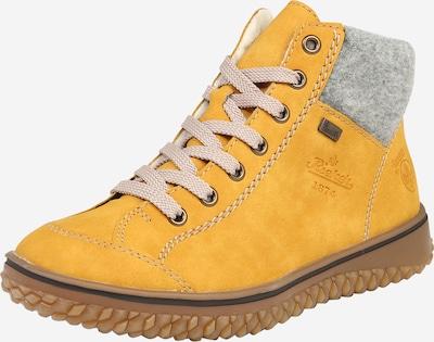 RIEKER Stiefelette in gelb, Produktansicht