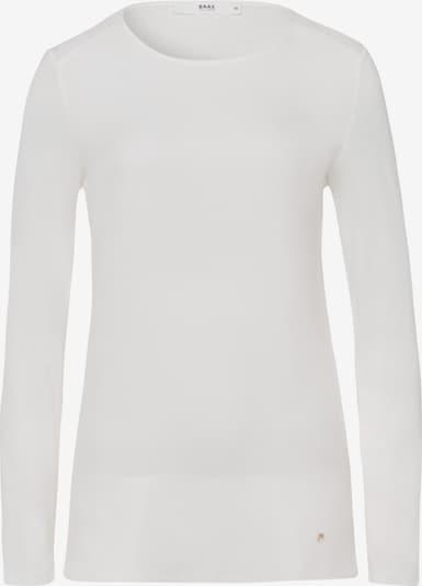 Marškinėliai iš BRAX , spalva - balta: Vaizdas iš priekio