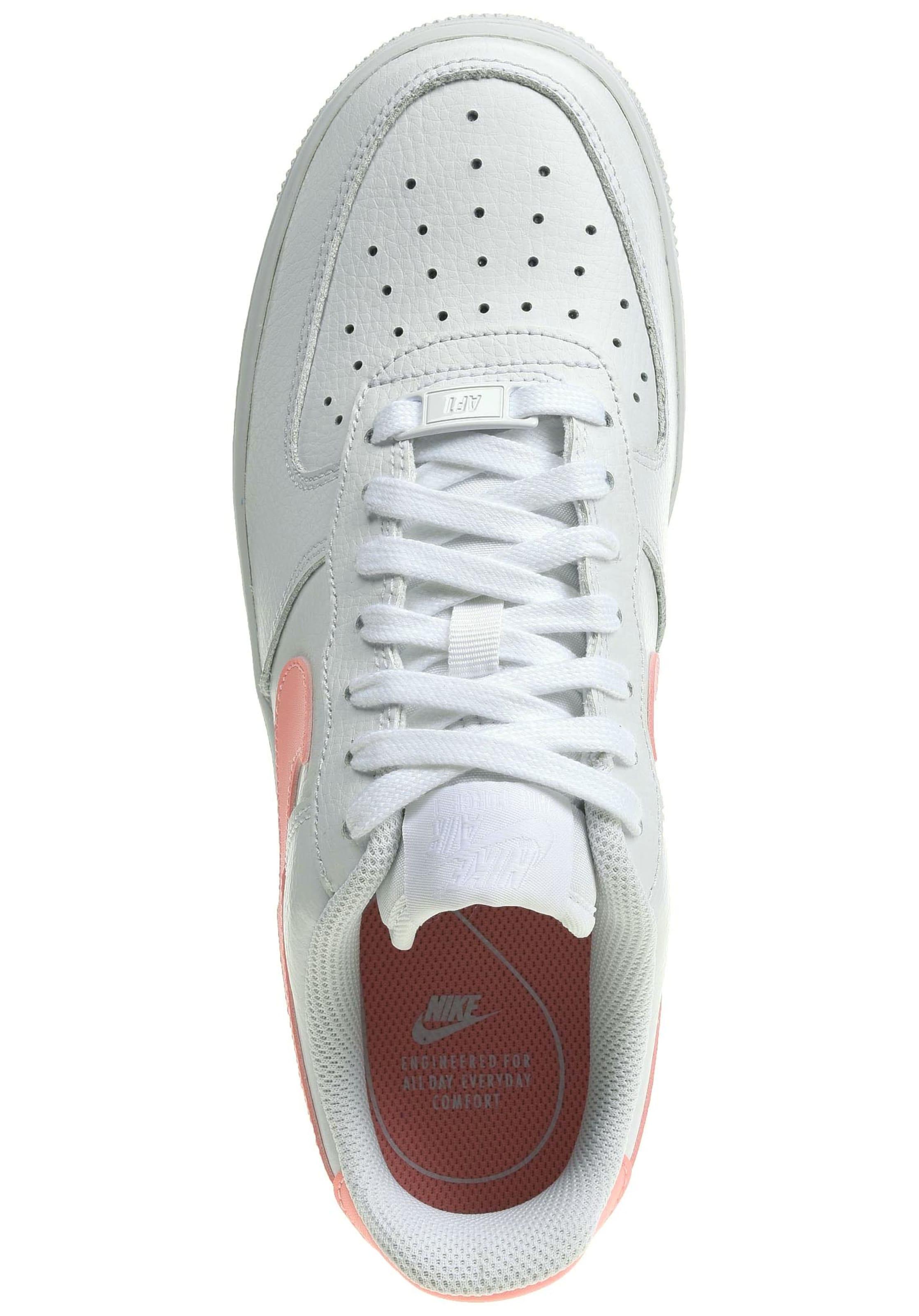 Nike Sportswear Turnschuhe 'Air Force 1 07 07 07 Leder Billige Herren- und Damenschuhe 70d346