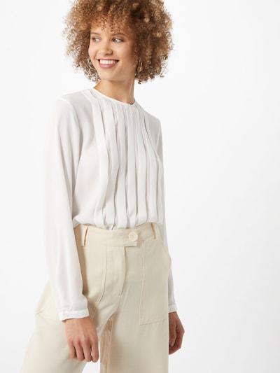SEIDENSTICKER Blouse 'Fashion' in de kleur Wit, Modelweergave