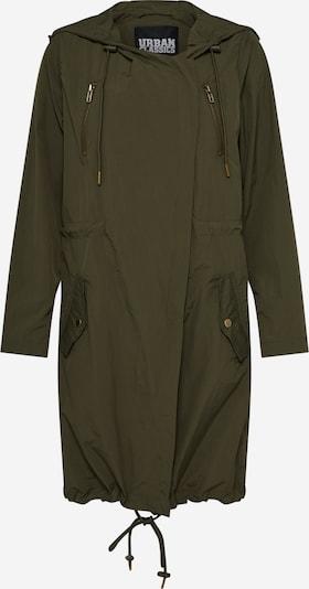 Urban Classics Jacke in khaki: Frontalansicht
