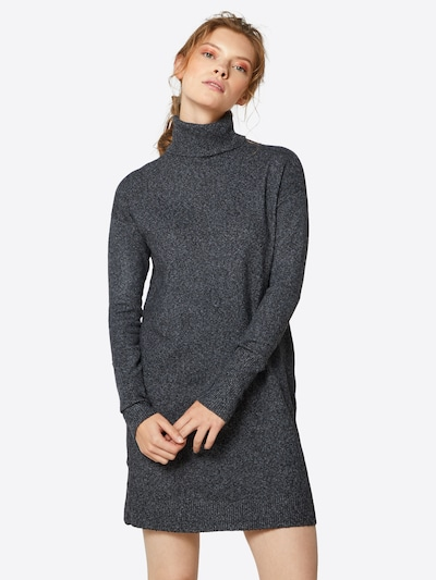 VERO MODA Kleid 'BRILLIANT' in anthrazit, Modelansicht