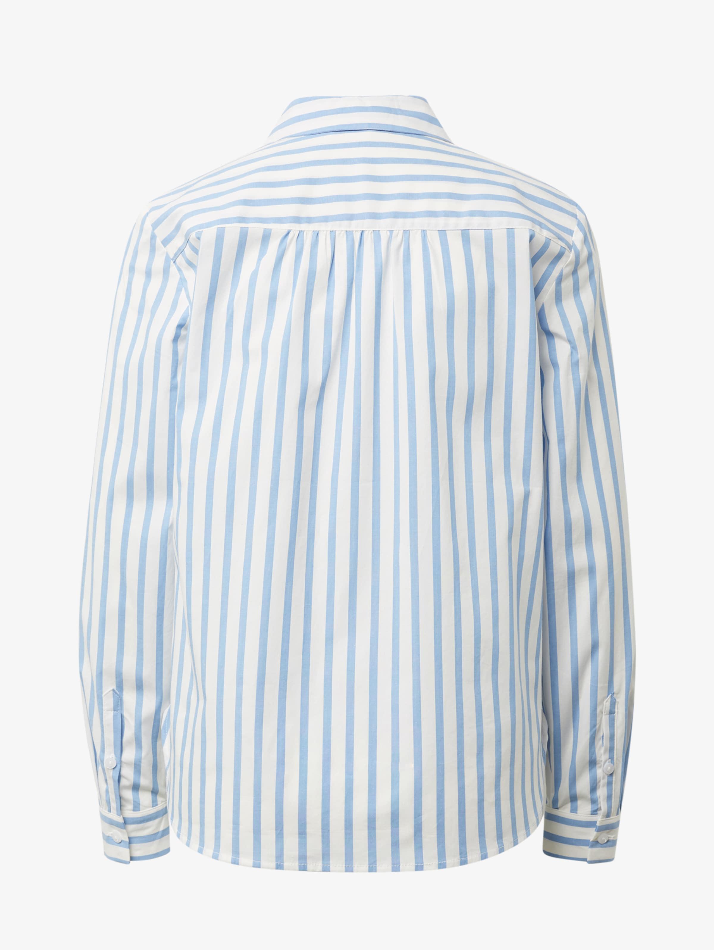 Tailor In Bluse In Tom In Bluse Bluse Tom Tailor Tom HellblauOffwhite Tailor HellblauOffwhite dCtQrsh