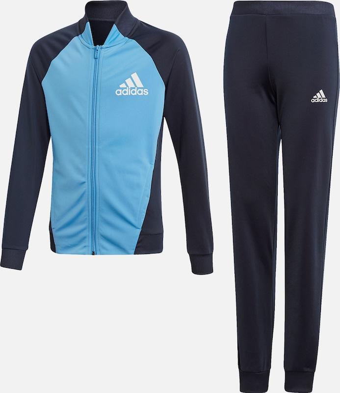 ADIDAS PERFORMANCE Jogginganzug 'Pes Ts' in nachtblau