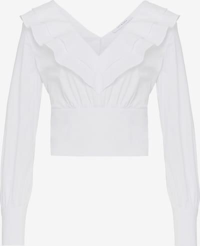 IVY & OAK Bluse in weiß, Produktansicht