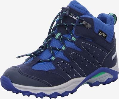 MEINDL Stiefel in blau / dunkelblau, Produktansicht