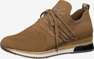 MARCO TOZZI Sneaker in hellbraun, Produktansicht