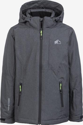 Whistler Skijacke in grau, Produktansicht