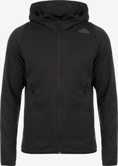 ADIDAS PERFORMANCE Sportovní mikina s kapucí 'FreeLift Prime' - černá / bílá, Produkt