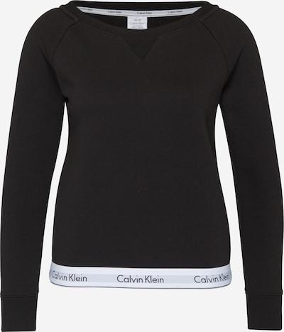 Calvin Klein Underwear Sweatshirt in schwarz / weiß, Produktansicht