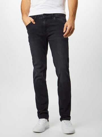 Urban Classics Jeans i svart