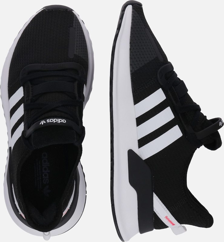 Basses Adidas path En Baskets 'u Run' NoirBlanc Originals On0wPy8vmN