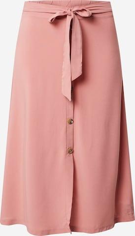 ABOUT YOU Spódnica 'Cathlin' w kolorze różowy