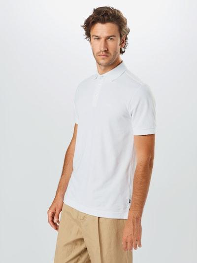 JOOP! Tričko 'Primus' - bílá: Pohled zepředu