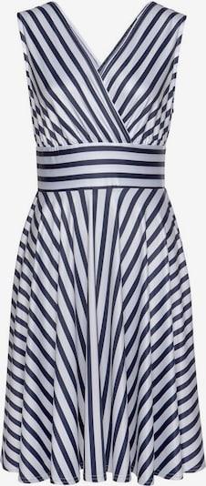 LASCANA Sommerkleid in blau / weiß, Produktansicht
