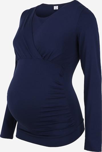 Bebefield Stilllangarmshirt 'Rose' in blau, Produktansicht