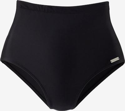 Slip costum de baie 'Shape' LASCANA pe negru, Vizualizare produs
