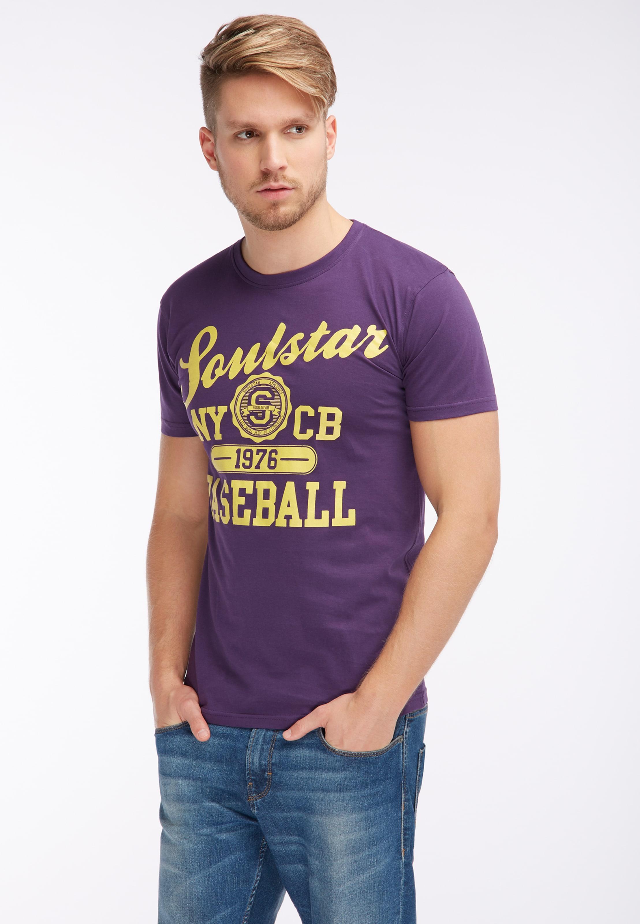 Soulstar In T T Soulstar In Aubergine shirt shirt E9DH2I