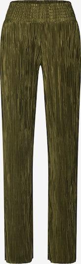 Another Label Pantalon 'Dunham' en vert, Vue avec produit