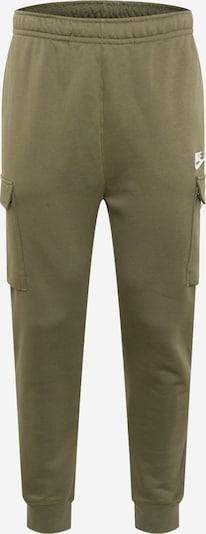 Pantaloni cu buzunare Nike Sportswear pe verde, Vizualizare produs