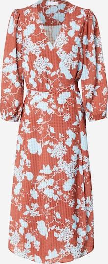 2NDDAY Kleid 'Harlow Flowy' in blau / braun, Produktansicht