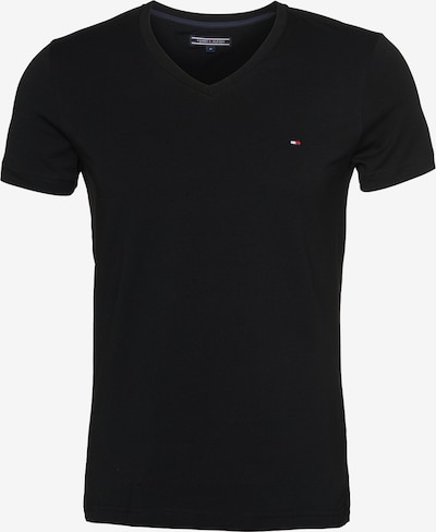 TOMMY HILFIGER T-Shirt en noir, Vue avec produit