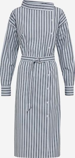EDITED Kleid 'Agnes' in blau / navy / weiß, Produktansicht