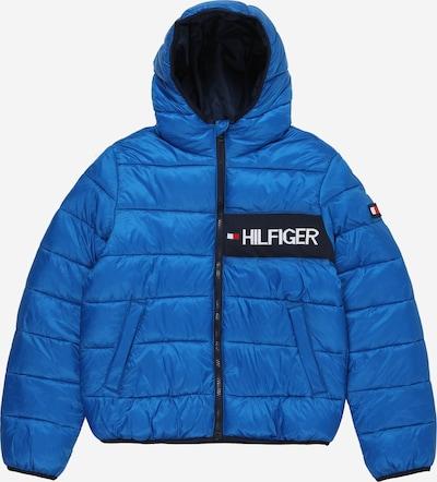 TOMMY HILFIGER Jacke 'Essential' in blau, Produktansicht