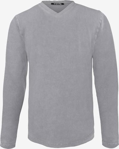 trueprodigy Shirt 'Leroy' in grau, Produktansicht
