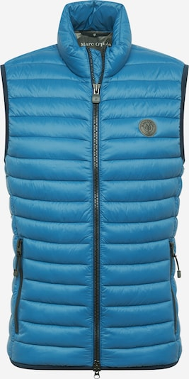 Marc O'Polo Bodywarmer in de kleur Blauw / Donkerblauw, Productweergave
