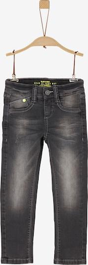 s.Oliver Jeans in black denim, Produktansicht
