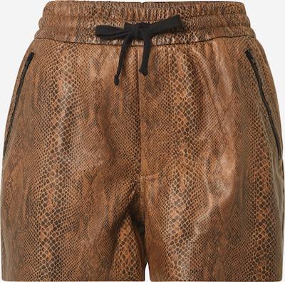 RAIINE Spodnie w kolorze brązowym, Podgląd produktu