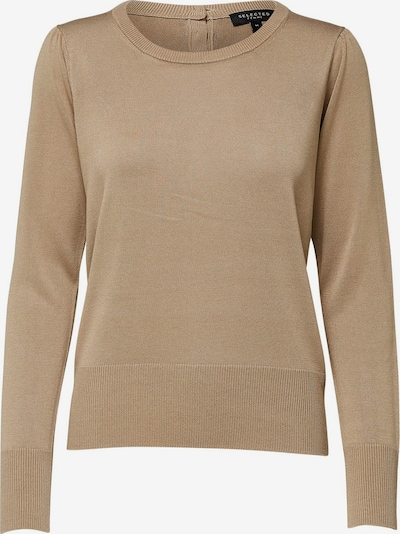 SELECTED FEMME Pullover  'STINNA' in beige, Produktansicht
