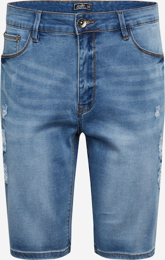 Hailys Men Hose 'Shorts Finley' in blau, Produktansicht
