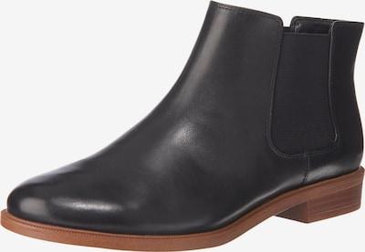CLARKS Chelsea Boots en marron / noir, Vue avec produit