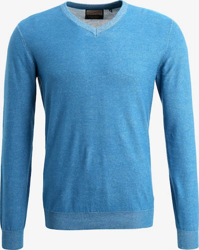 Petrol Industries Pullover in blau: Frontalansicht