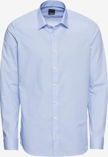 OLYMP Hemd 'Level 5 Faux Uni' in blau, Produktansicht