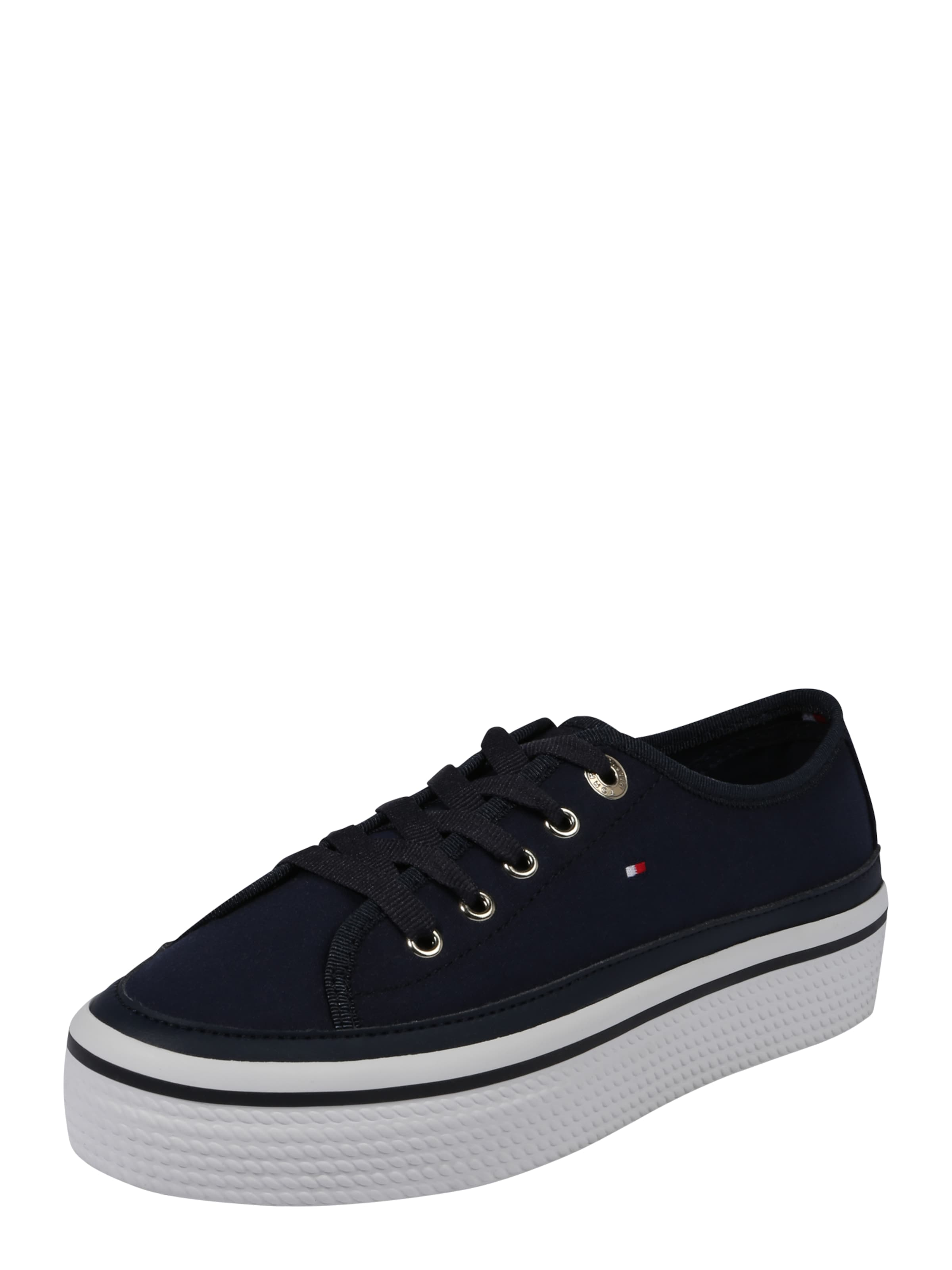 TOMMY HILFIGER Sneaker  CORPORATE FLATFORM